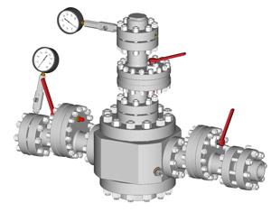 Запорная арматура сероводород к2
