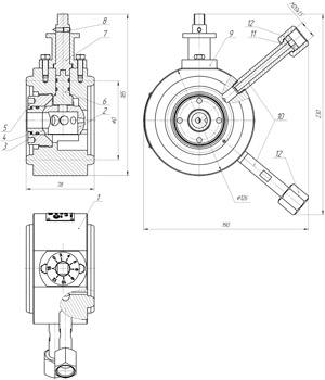 Т-КШд2-65_3-18х21.00.000СБ (Схема)