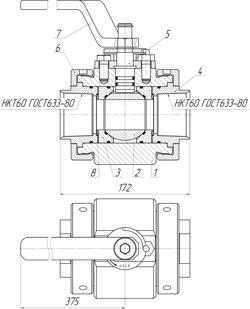Т-КШм-65/40х14(21)