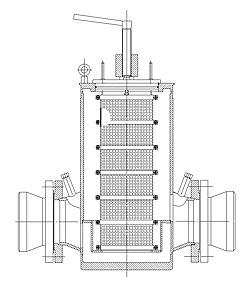 Схема УФ 100-40 М2