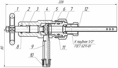 Схема ВП1-15х14 (21,35)(К2)