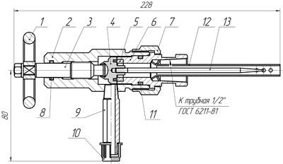 Схема ВП1-15х14 (21,35)